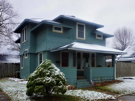 Arts & Crafts Fixer-Upper In Town At 701 Monroe St. Only $130,000