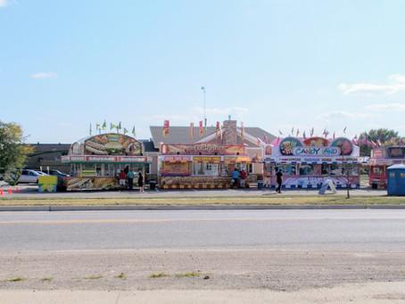 Falloween Food Fair - COVID Abbreviated Charity Event Raises Money For Kids