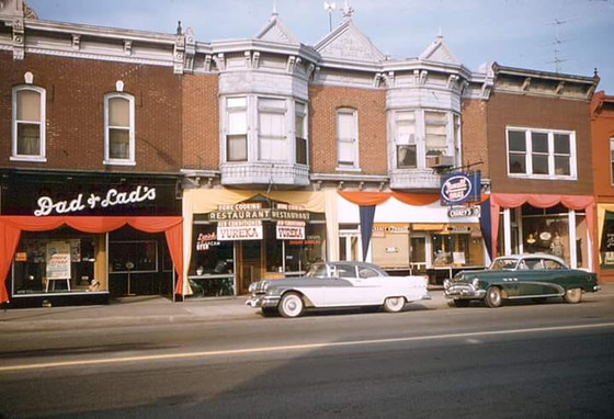 Looking Back At Downtown Retail