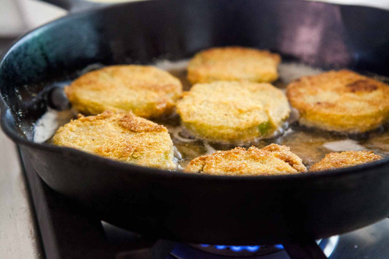 Fried Green Tomatoes And Other Local Native American Recipes