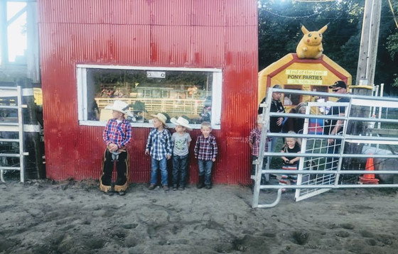 Fast And Fearless 2018 Rodeo Season Ends Friday October 12th At Saylor's Arena