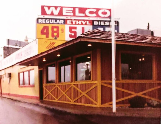 Remembering Welco's Truck Stop