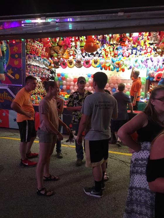 Falloween Festival 2019 John Glenn September 20th -22nd
