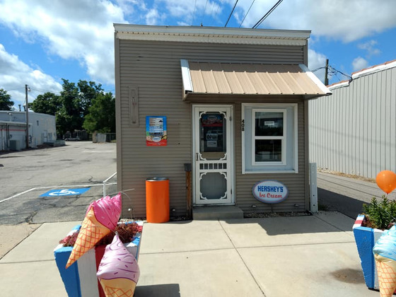 Holy Scoops Ice Cream To Open Soon On Illinois Street In Downtown Walkerton