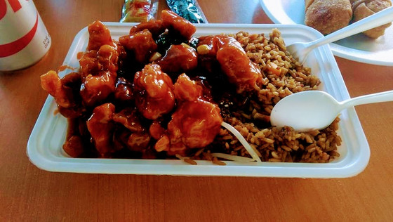 "General Tso Chicken From ""China House"" Wins Poll"