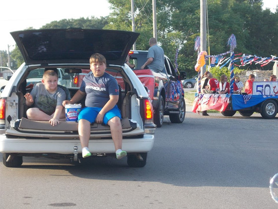 Thousands Celebrate 4th Of July In Walkerton