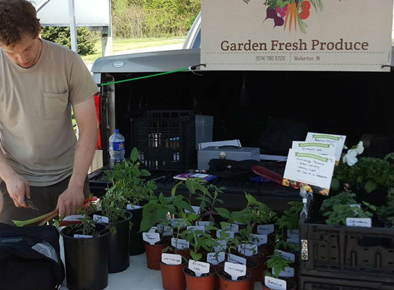 Farmers Market And New Kitchen Store Enriches Walkerton