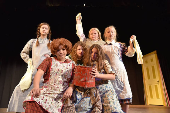"""Don't Miss Your Chance To See """"Annie"""" At Amish Acres 'Til December 30th"""