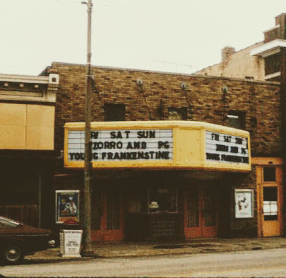 The Missing Link Of Downtown Walkerton – The Rialto Theater