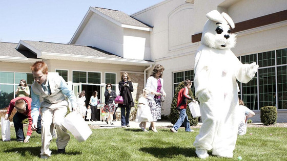 Easter Is A Time To Join Loved Ones And At Swan Lake Resort