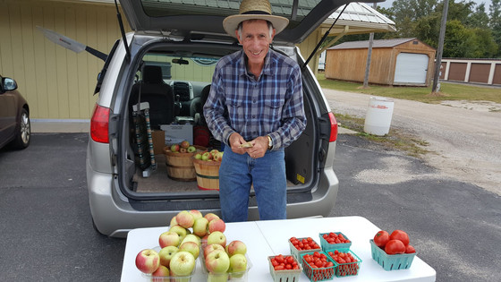Farmers Market Every Thursday Beginning May 10th