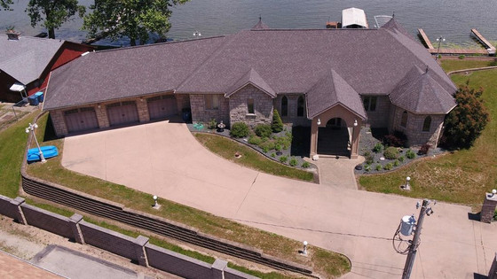 The Castle On Koontz Lake - 3 Bed / 4 Bath - 6,265 Sq, Ft. For $699,900