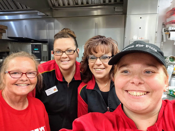 Casey's Carry Out Wins Walkerton Best Pizza Poll!