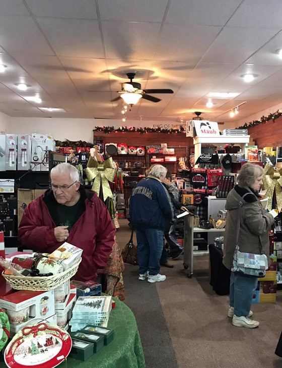 New Kitchen Store And Other Walkerton Retail Compete With Amazon In New Poll