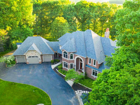 Expand Your Family At This North Liberty 6 Bedroom 5 Bath Estate On 132 Acres For $4,100,000