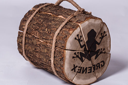 Вязанка дуб 20л