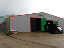 Производственная база GREENEX