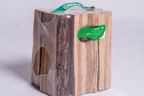 Дрова для камина дуб 15л