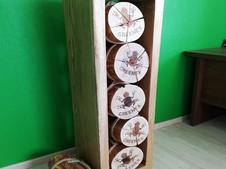 Лучшие дрова для камина