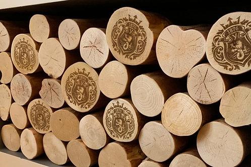 Интерьерные дрова