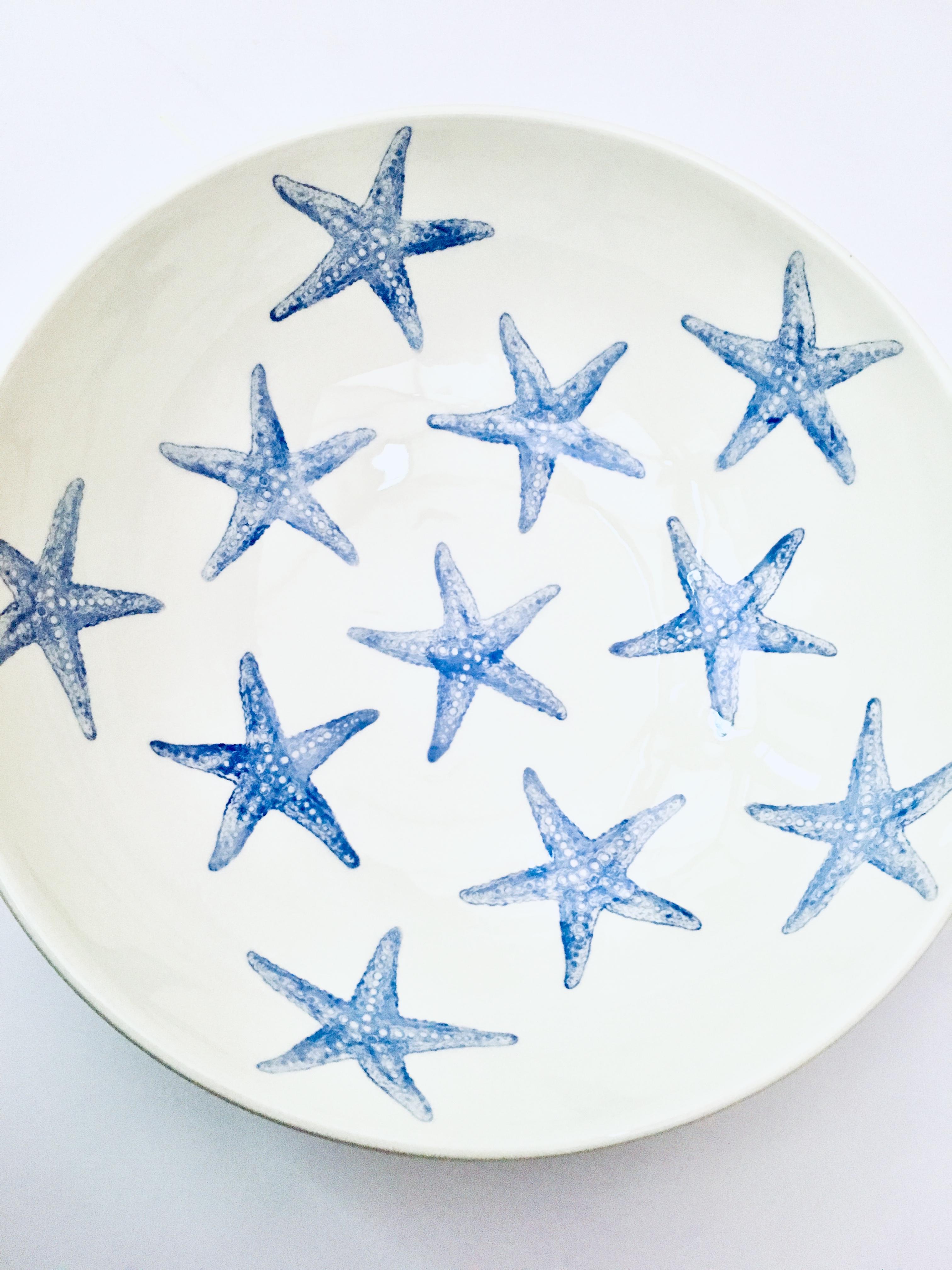Starfish bowl