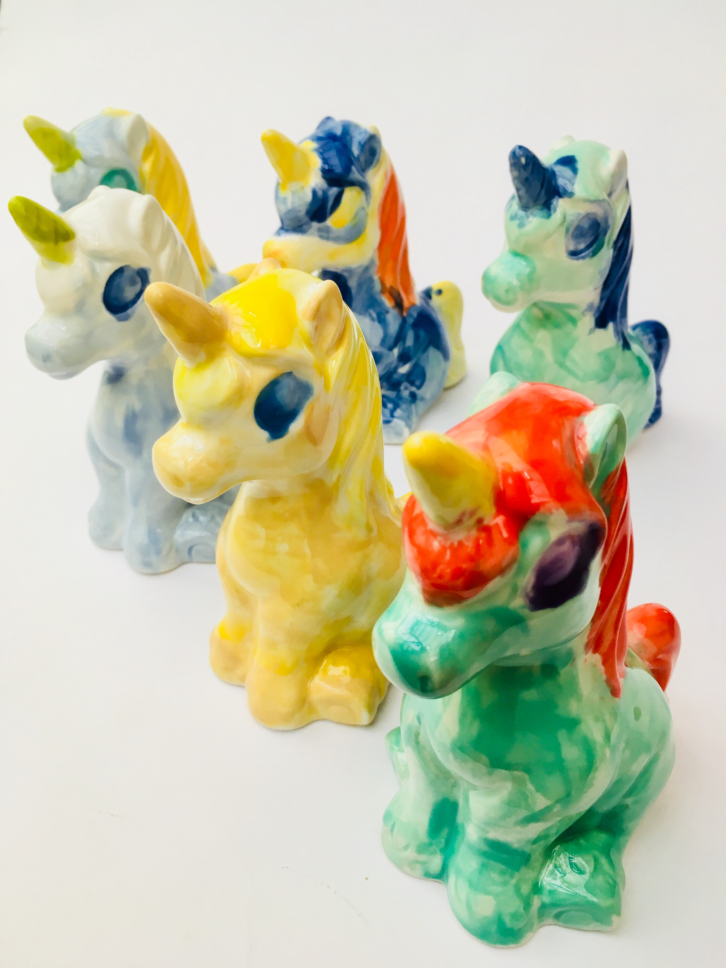 Unicorn party project