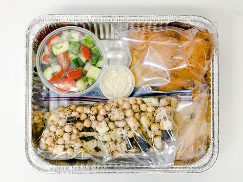 Family Style Meal Package