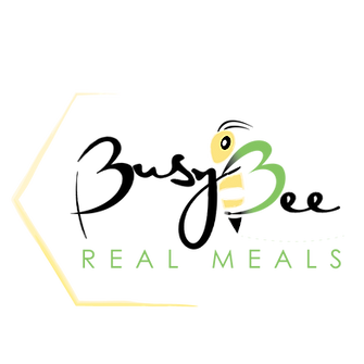 Busy Bee Real Meals Logo