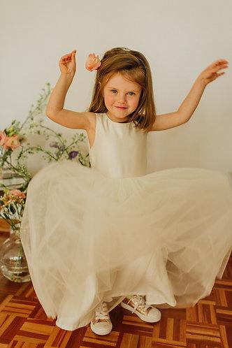 Little Duchess Flower Girl Dress