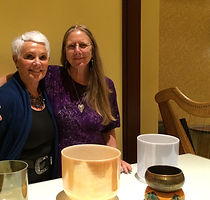Jewel Shield and Sheila Gillette of AskTHEO