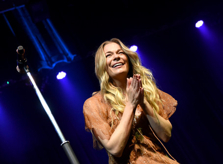LeAnn Rimes acoustic concert at Umstattd Performing Arts Hall + Rooftop Party at HOF Sky Lounge.