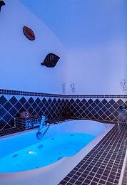 bain hydromassant