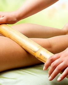 massage bamboo