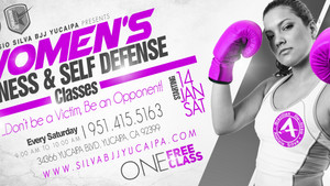 New Women's Self Defense Class