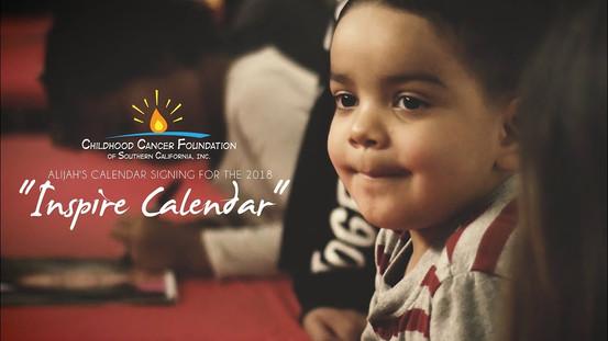 Alijah's Calendar Sign
