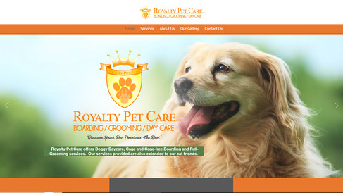 Royalty pet Care