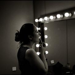 Backstage at Casino Lisboa Lisbon, Portugal 2013