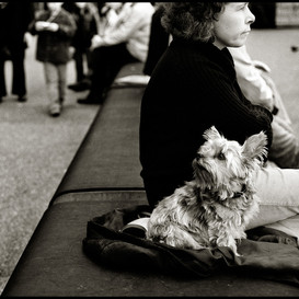 Outside the Tate Modern London, England 2006