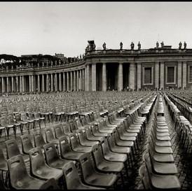 St Peter's Square Vatican 2008