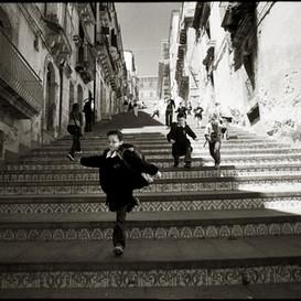 Caltagirone, Sicily 2005