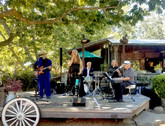 Donna Greene and the Road House Daddies at El Capitan Campground