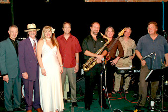 Donna  Greene and the Roadhouse Daddies