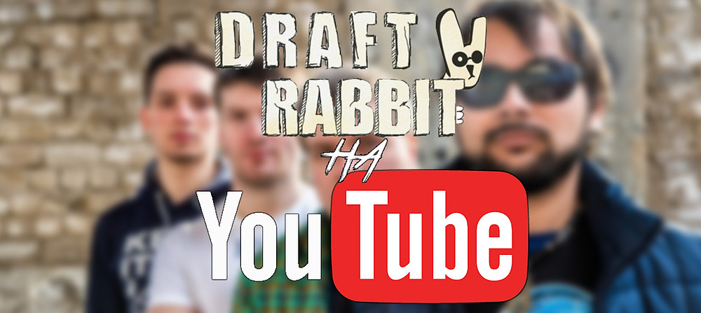 Draft Rabbit на YouTube