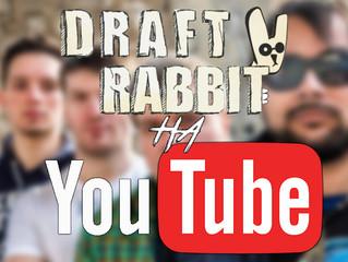 Канал Draft Rabbit на YouTube