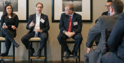 Raybin Moderates Two Panels at Annual Privcap Private Equity RE Conference