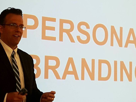 Cardinal's Marc Raybin Leads Personal Branding Talk with DePaul's PRAD Class