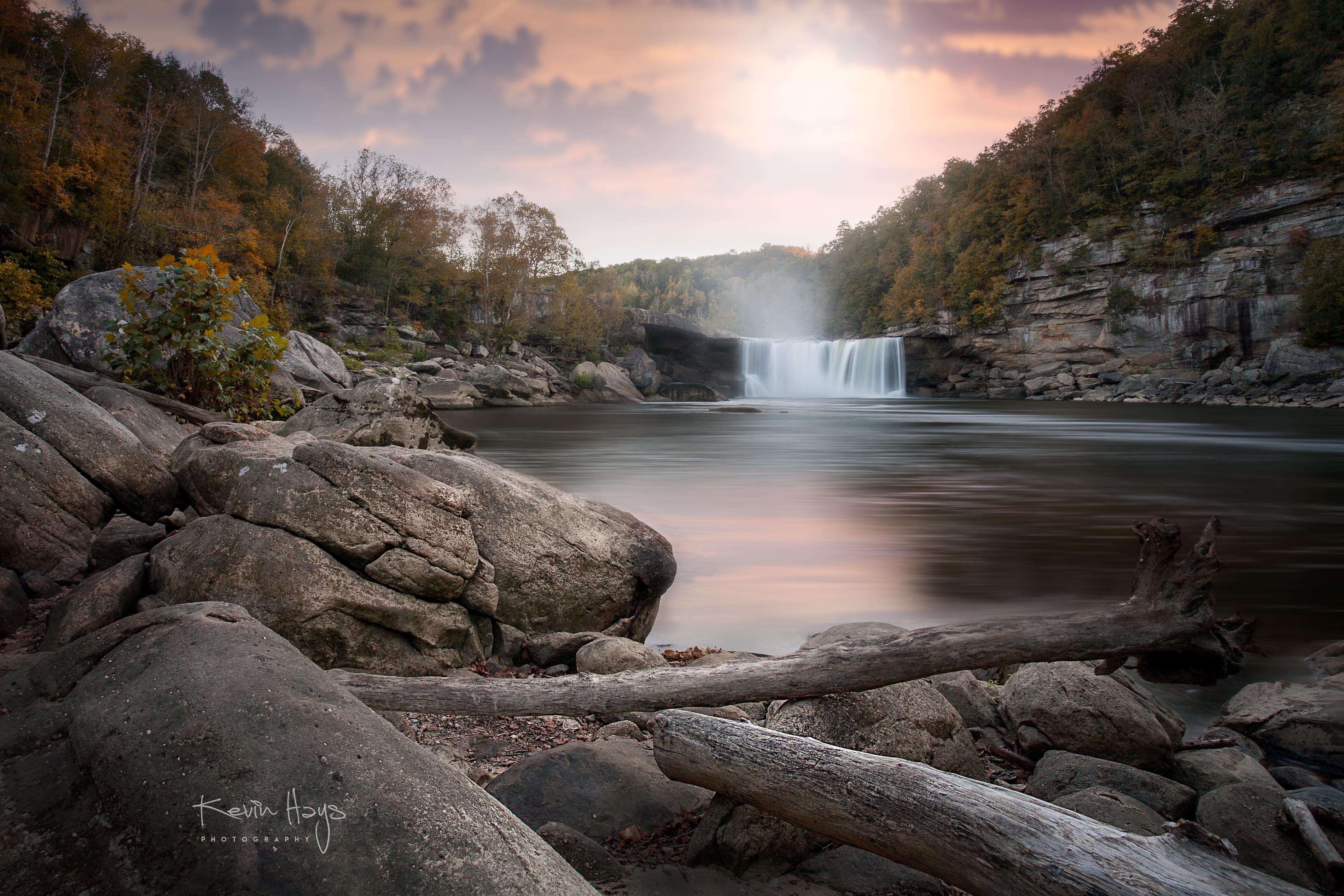 Cumberland Falls   Kevin Hays
