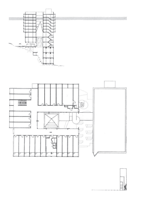 Plan Reconstruction of La Tourette