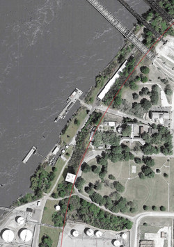 De Soto Park Site Plan
