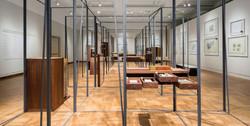Case Work in Denver Art Museum Installation